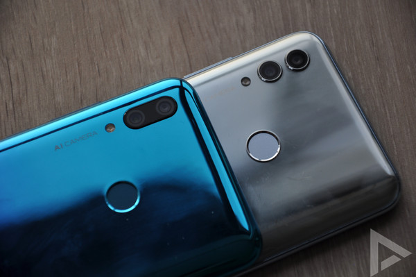 Honor 10 Lite vs Huawei P Smart 2019 camera