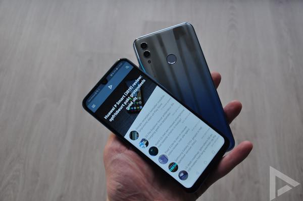 Honor 10 Lite vs Huawei P Smart 2019 vergelijk