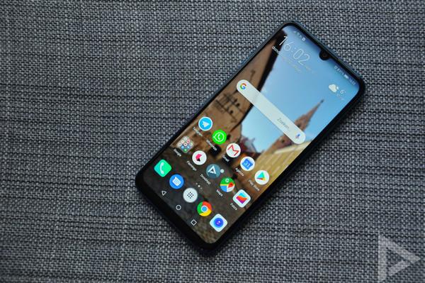 Huawei P Smart 2019 voorkant