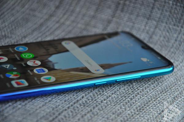 Huawei P Smart 2019 toetsen