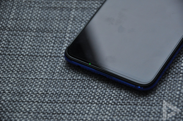 Huawei P Smart 2019 LED-notificatie