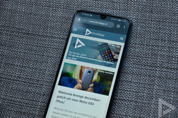 Huawei P Smart 2019 internet