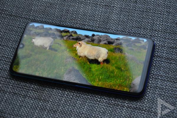 Huawei P Smart 2019 beeldscherm