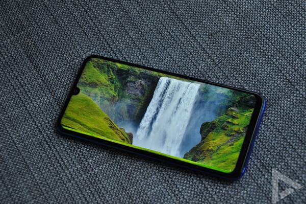Huawei P Smart 2019 display