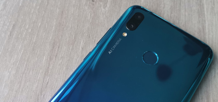 Huawei P Smart (2019) vanaf nu te bestellen in Nederland
