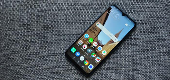 Huawei P Smart (2019) review: opfrisbeurt pakt grotendeels goed uit