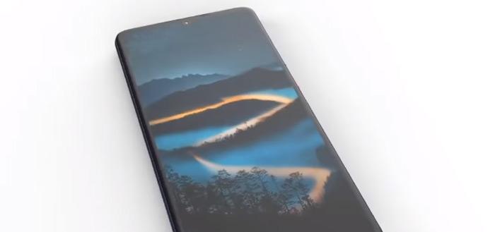 Nieuwe (video-) renders opgedoken van Huawei P30