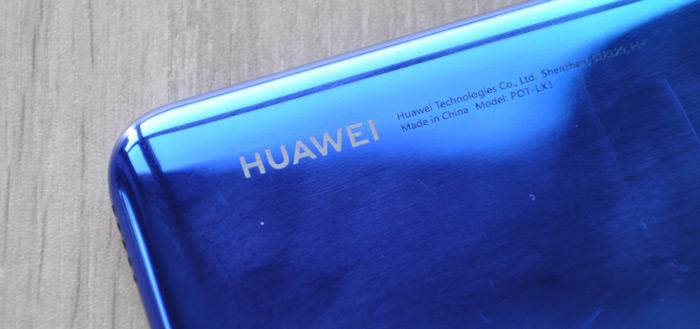 Huawei P Smart S: nieuw toestel is onderweg volgens Evleaks