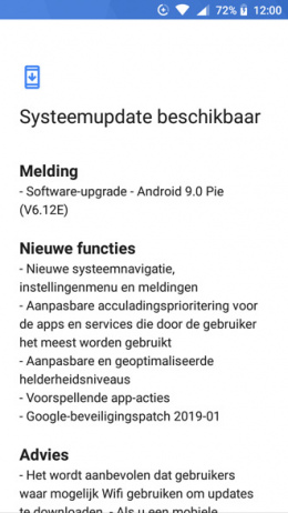 Nokia 5 Android 9 Pie