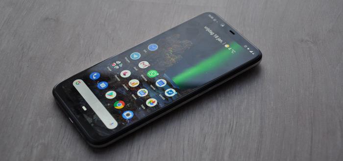 Android 11 wordt uitgerold naar Nokia 8.1 en Nokia 2.3
