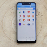 Pocophone F1 browser