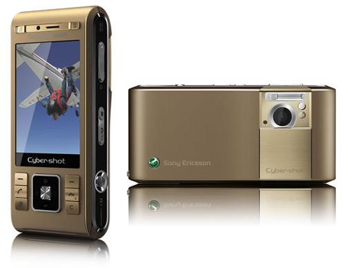 Sony Ericsson C905 camera