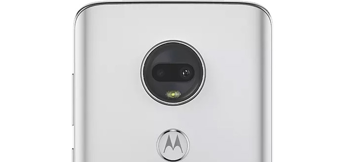 Motorola website lekt specificaties van Moto G7-serie