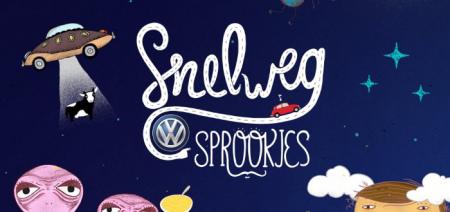 Snelweg Sprookjes houdt de kinderen zoet op de achterbank met verhalen