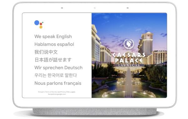 Vertaalmodus Google Assistent