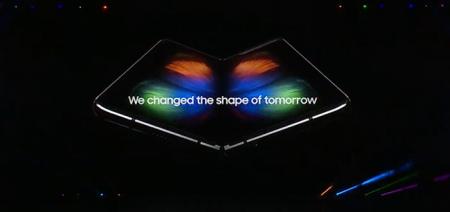 Samsung Galaxy Fold-voorraad helemaal uitverkocht
