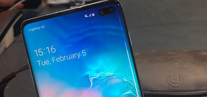 Ontwikkelaar brengt wallpaper-app uit voor punch-hole in Galaxy S10
