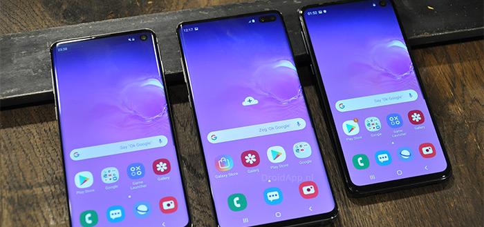 Android 10 met One UI 2.0 op de Samsung Galaxy S10: een eerste indruk