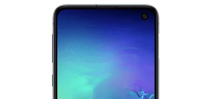Nu is ook de Samsung Galaxy S10e uitgelekt: duidelijke persfoto's