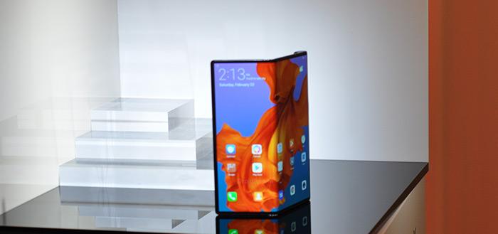 Wederom vertraging voor vouwbare Huawei Mate X: nieuwe foto's