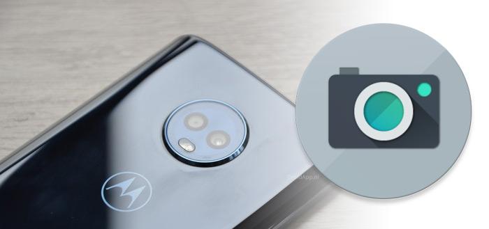 Moto Camera-app bijgewerkt met live filters, histogram en veel meer