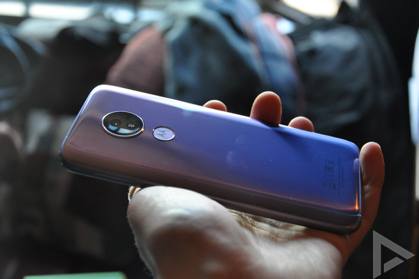 Moto G7 Power Iced Violet