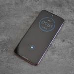 Moto G7 Plus scherm standby