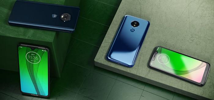 Motorola presenteert Moto G7-serie: alle details op een rij