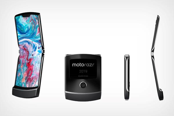 Motorola RAZR concept 3