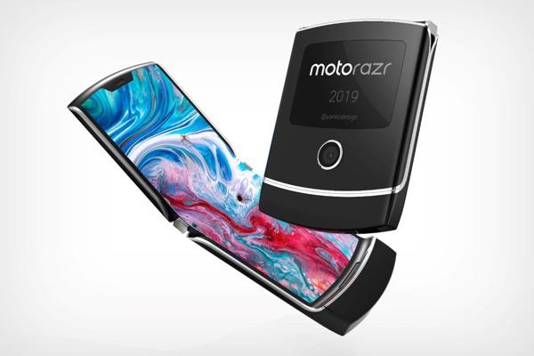 Motorola RAZR concept