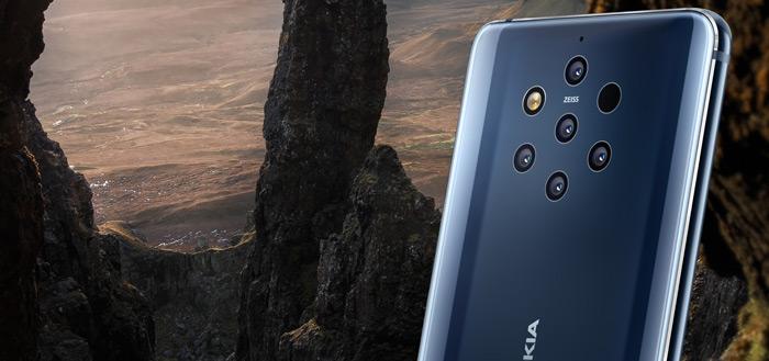 Nokia 9 PureView met vijf camera's officieel aangekondigd: alle details
