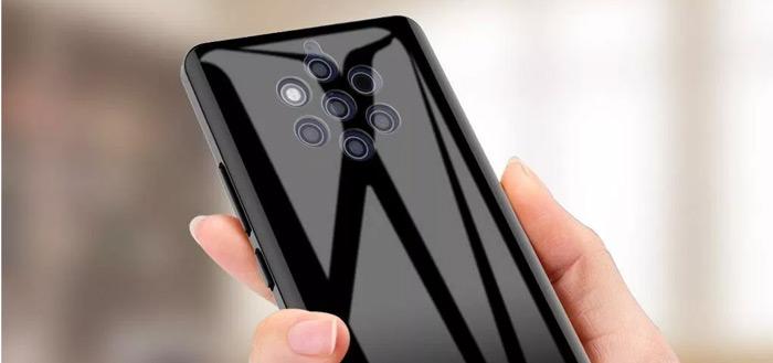 Nokia 9.3 PureView met 5G is uitgesteld naar 2021