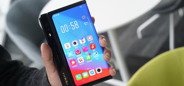 Oppo laat eigen vouwbare smartphone zien: lijkt veel op Mate X