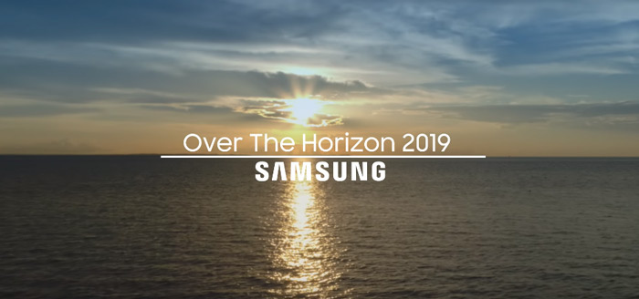 Samsung vernieuwt 'Over the Horizon' ringtone voor 2019: voor Galaxy S10