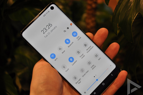 Samsung Galaxy S10 One Ui