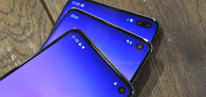21 handige tips en tricks voor je Samsung Galaxy S10, S10+ en S10e