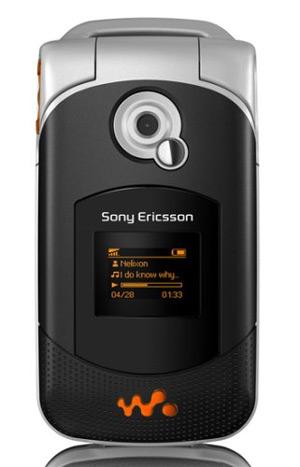 Sony Ericsson W300i 2