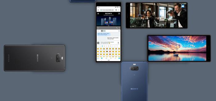 Sony Xperia 10 en Xperia 10 Plus nu te koop in Nederland