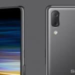 Sony Xperia L3: specs en foto's van nieuw toestel opgedoken