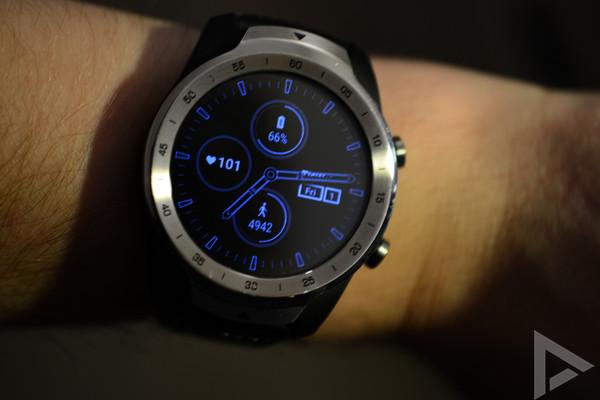 TicWatch Pro horloge