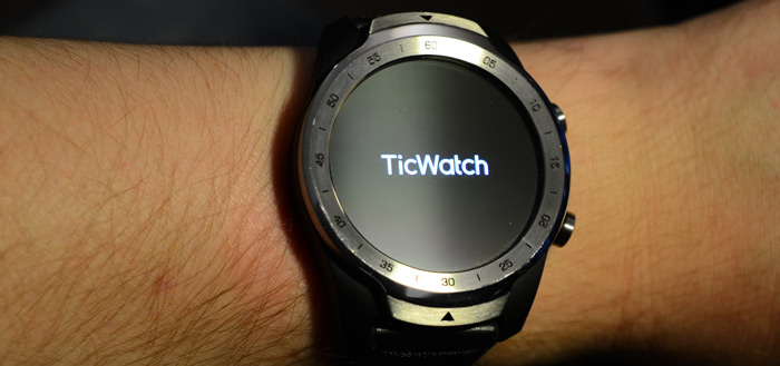 TicWatch header