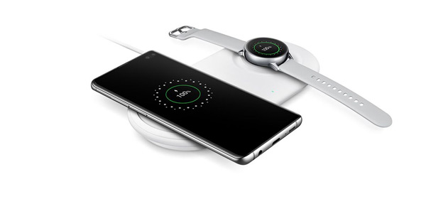 S10 Wireless Charger Duo Pad