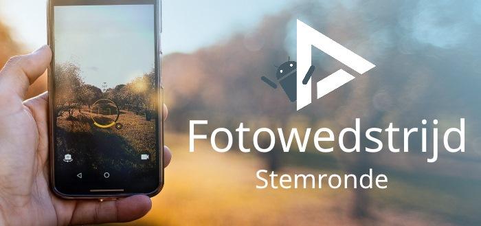 Fotowedstrijd: stem op je favoriete foto en win een smartphone!