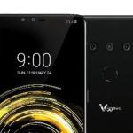 LG: release van eerste 5G-smartphone is uitgesteld
