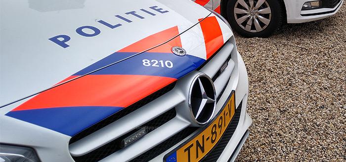 Politie start vandaag met slimme camera's tegen smartphone in verkeer