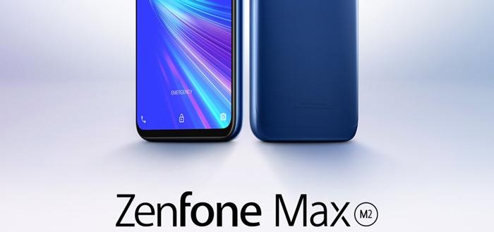 Asus ZenFone Max (M2) en Max Pro (M2) verkrijgbaar met interessante prijs