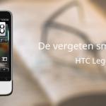 De vergeten smartphone: HTC Legend
