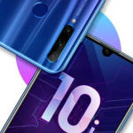 Honor 10i header