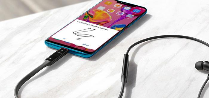 Huawei presenteert FreeLace-headset en razendsnelle powerbank