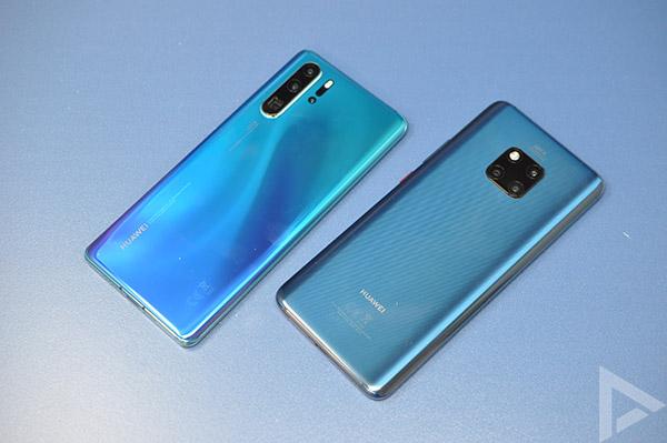 Huawei P30 Pro - Mate 20 Pro